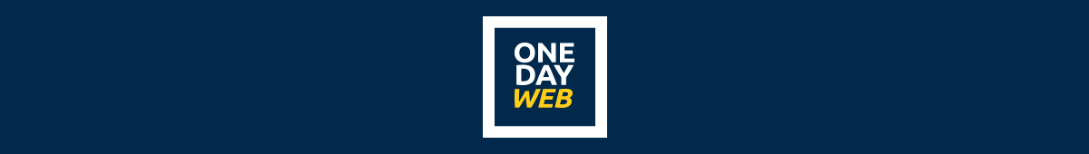 OneDayWeb realizza il tuo sito in un giorno.